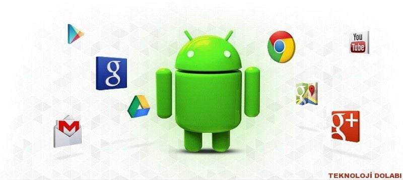 Android'de Google Hesabı Oluşturma ve Oturum Açma 1
