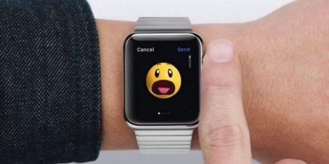 Apple Watch'daki emoji renkleri nasıl değiştirilir 1