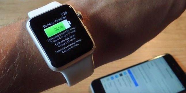 Apple Watch'ta iPhone'unun pil yüzdesi nasıl görüntülenir? 1