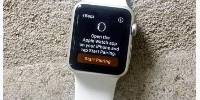 Apple Watch iPhone'la nasıl eşleştirilir? 1