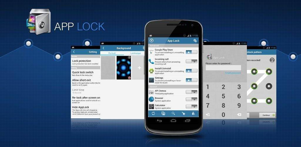 Android uygulamalarına nasıl şifre konulur 9