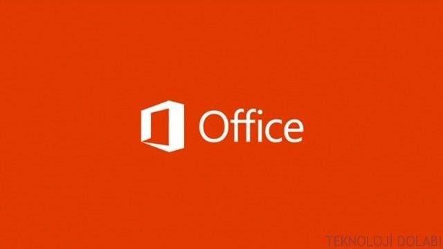 MS Office Varsayılan Kayıt Yeri Değiştirme 1