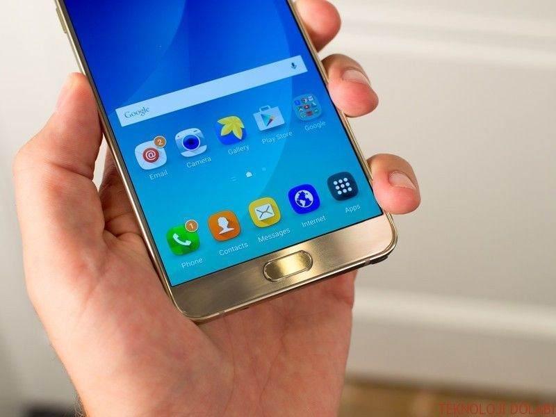 Samsung Galaxy Note 5 Root Erişimi 1