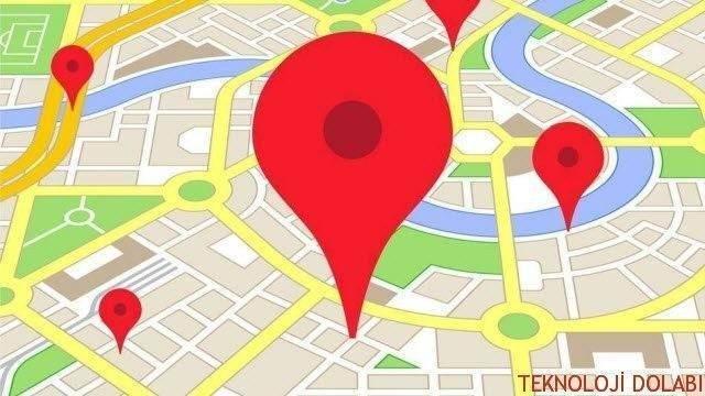 Google Haritalar Daha Az Şarj Tüketsin! 2