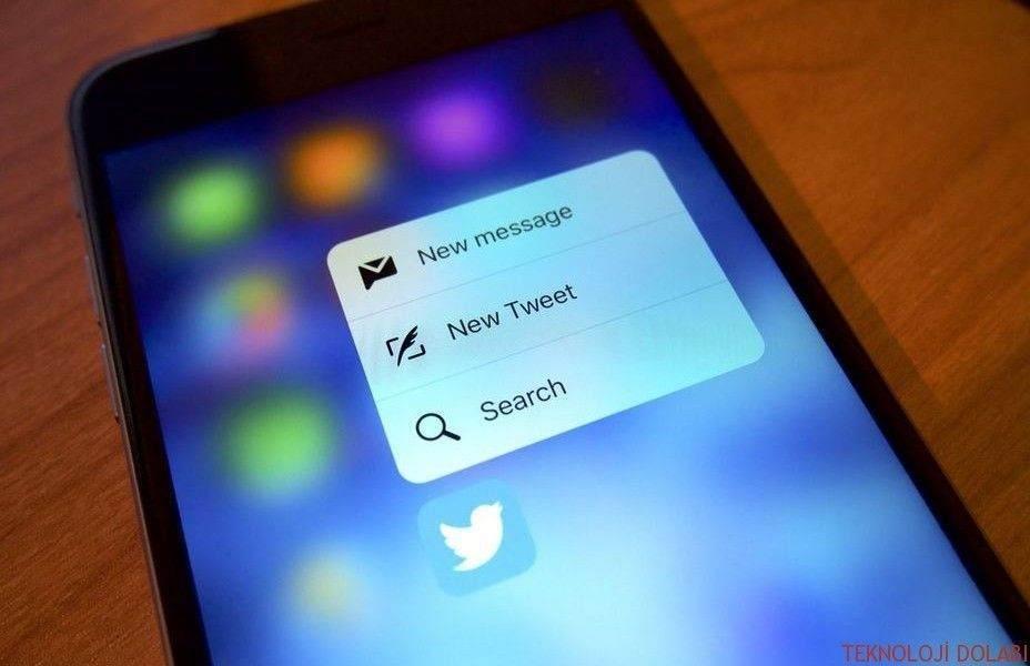 iOS 8'de 3D Touch Nasıl Kullanılır
