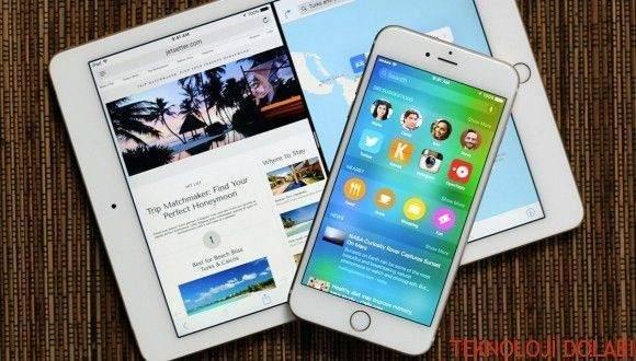 iOS9 Apple News ve Podcasts Uygulamalarını Gizleme