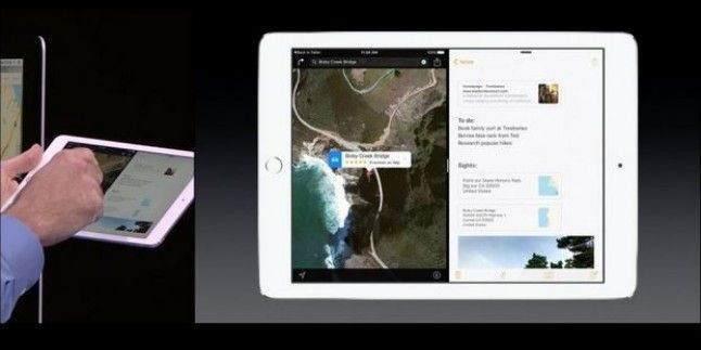 iPad'de çoklu görev multi tasking nasıl kullanılır? 1