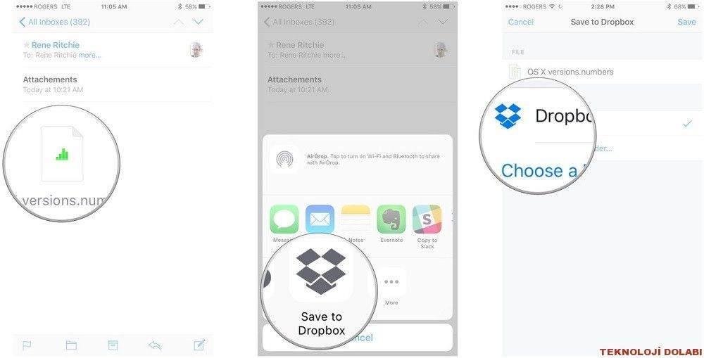 iphone-mail-eki-kaydetme-dropbox