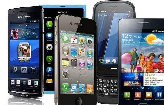 Cep Telefonu Hangi Donanımlar'dan Oluşur? 1