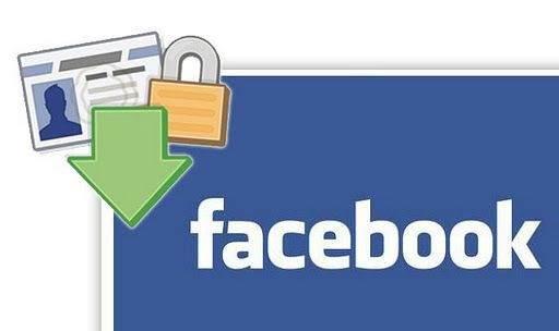 Facebook Hesabının Yedeğini Alma 1
