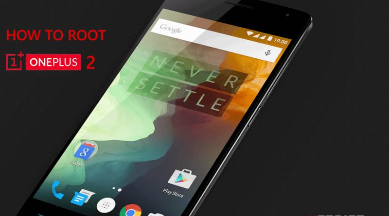 OnePlus 2 Nasıl TWRP Recovery Yüklenip, Root Yapılır? 1