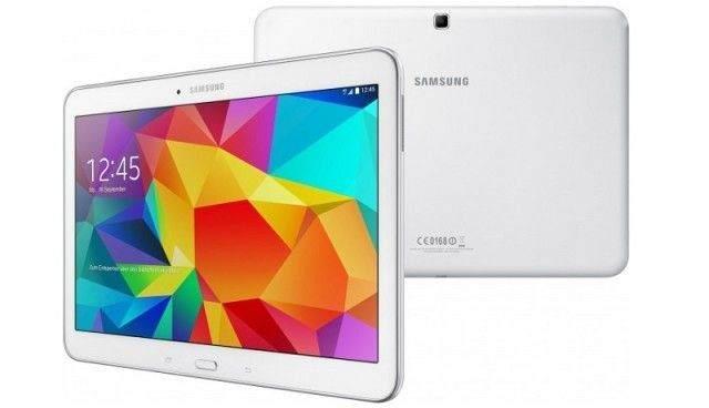 Samsung Galaxy TAB 4 Format Atma 1