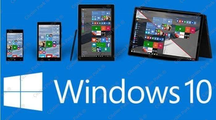 Windows 10 Sağ Tuş Menüsüne CMD ile Aç Komutu Ekleme