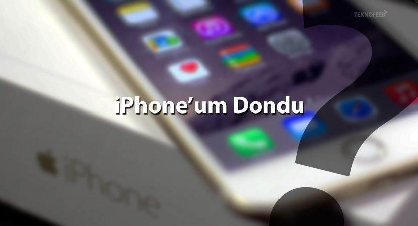 iPhone Ekranınız Kilitlendi, Dokunmatiği Çalışmıyorsa Çözümü 1