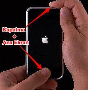 iPhone Ekran Dondu Ne Yapmalıyım?