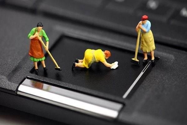 10 Adımda Laptop Temizliği!
