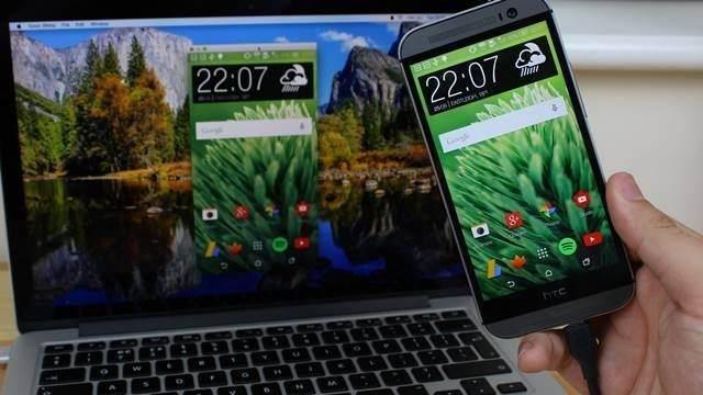 Android Cihazınız Bilgisayardan Nasıl İzlenir ? 1