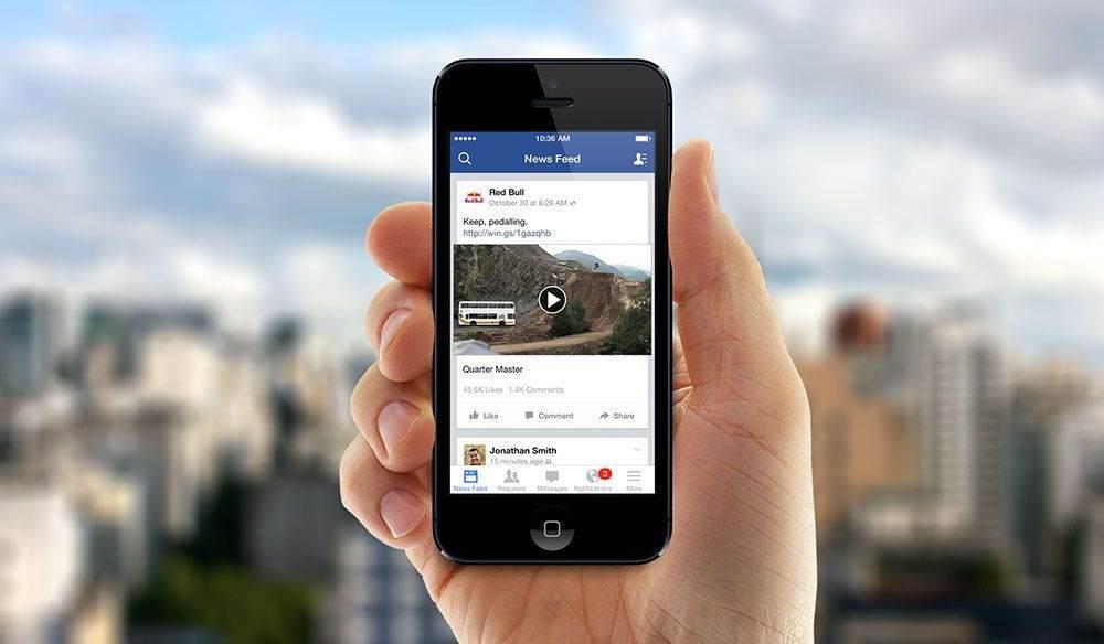 Otomatik Oynatılan Facebook Videolarını Nasıl Durdurulur? 1