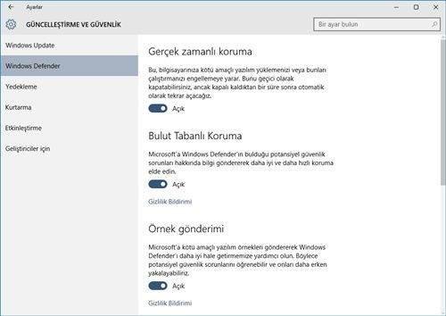 Windows-10-Windows-Defender-Açma-Kapatma-1