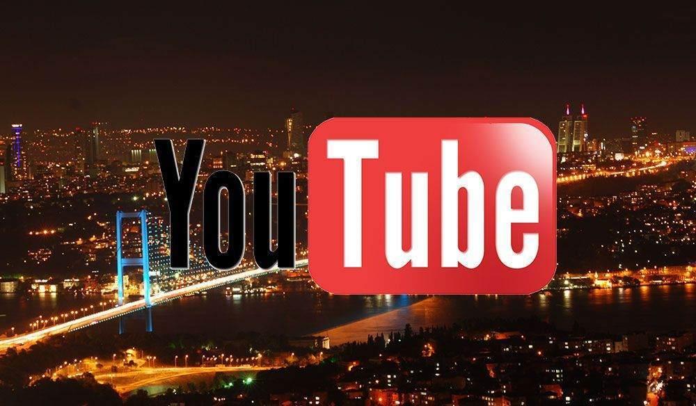 Youtube Videolarını Hangi Şehirlerden Paylaşıldığını Görün 1