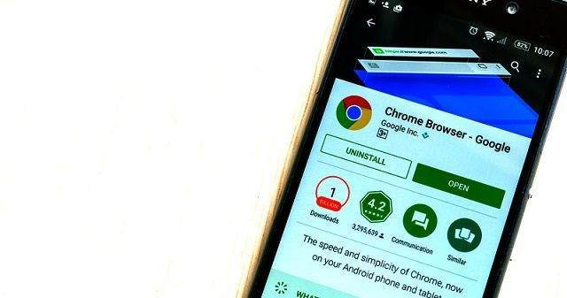 Google Chrome Mobil Veri Tasarrufu Açma /Kapatma