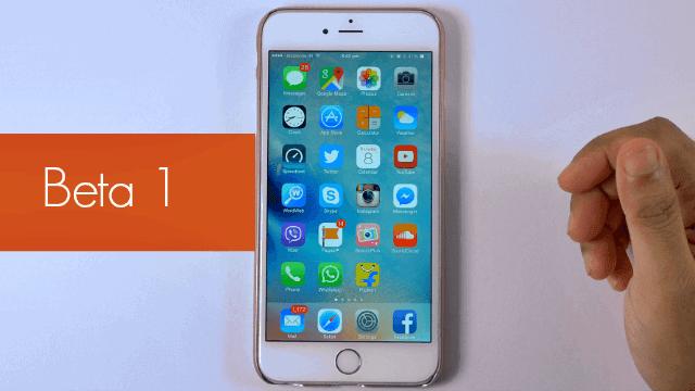 iOS 9.2.1 Public Beta Nasıl Yüklenir