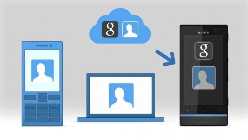 iPhone 'dan Androide Program ve iCloud İle Rehber Aktarma 7