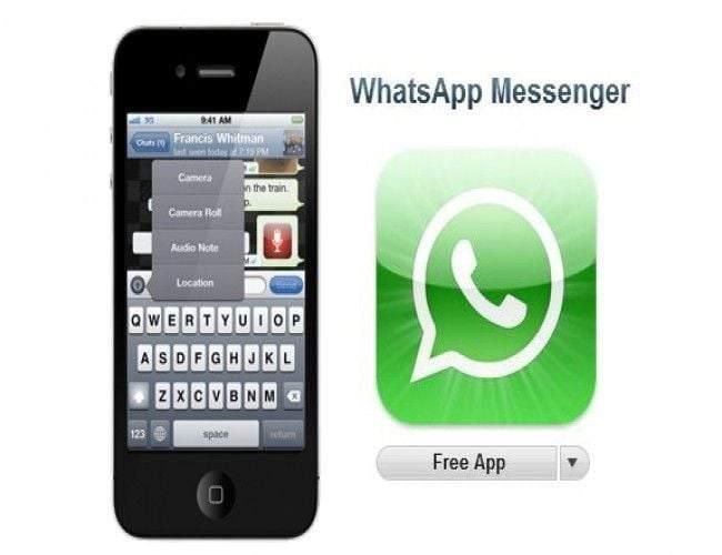 iPhone ile WhatsApp Üzerinden Müzik Göndermek