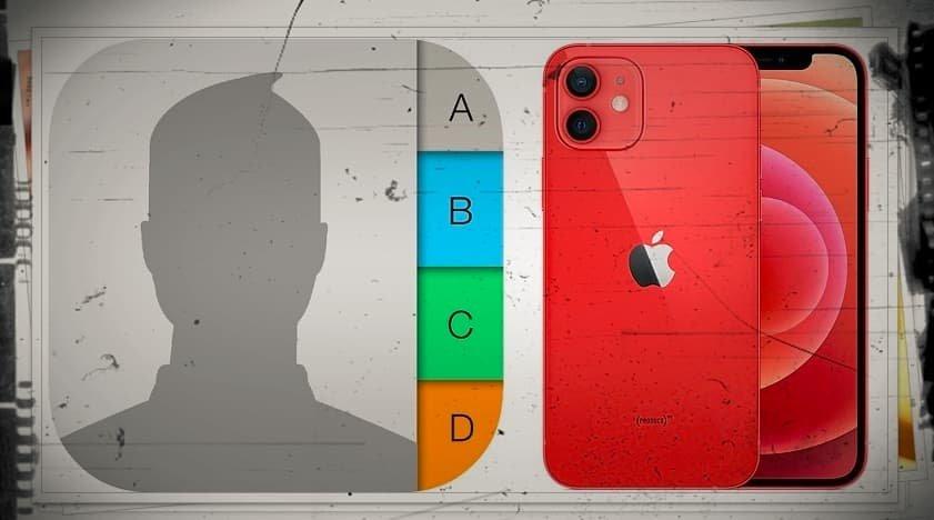 iPhone Kişileri Sim Karta Nasıl Aktarılır?