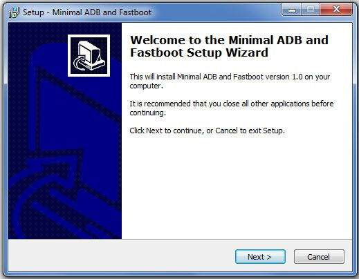 minimal-adb-fastboot