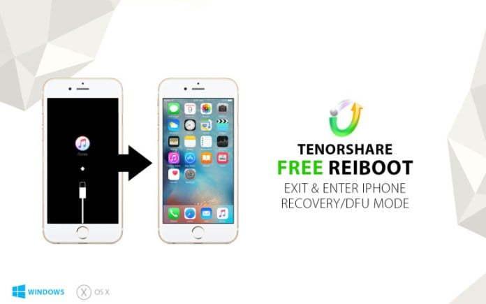 İPhone'u Recovery Mod'dan Kurtarma,RAM temizliği,hataları düzeltme ve fazlası 1