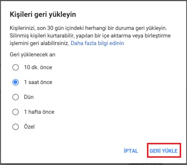 Android Telefonda Silinen Numaraları Geri Getirme-4(www.TeknolojiDolabi.com)