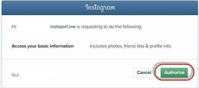 Instagram Hesabının Yedeğini Alma2