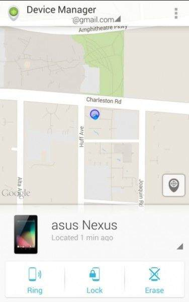 Kayıp veya Çalınan Android Cep Telefonu Nasıl Bulunur ve Kilitlenir-1-TeknolojiDolabı
