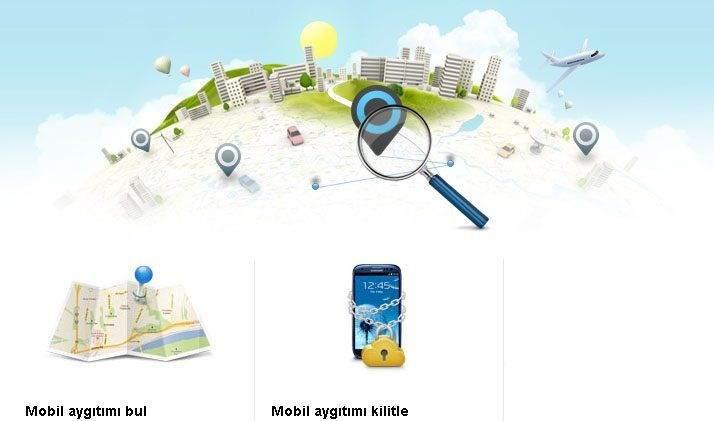 Kayıp veya Çalınan Android Cep Telefonu Nasıl Bulunur ve Kilitlenir? 1