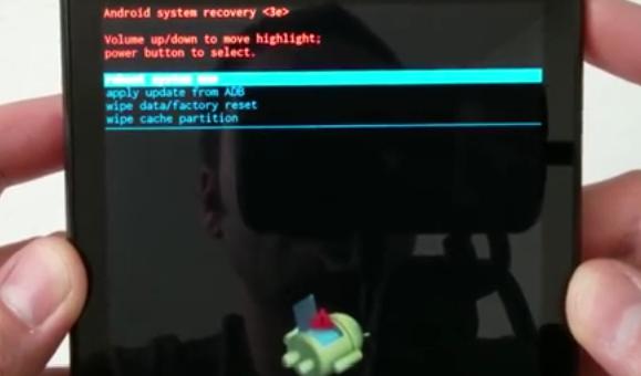 Nexus 5X Custom Recovery Yükleme
