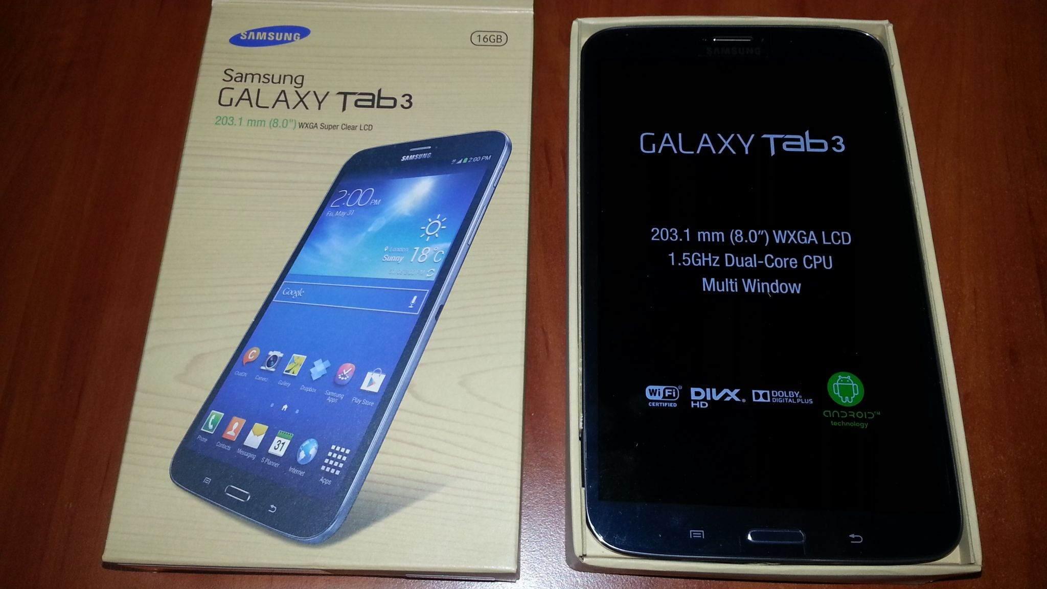 Samsung Galaxy Tab 3 8.0 Stock Romlar