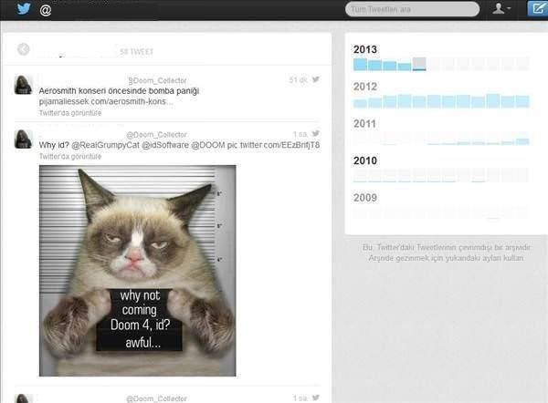 Twitter'da Mesaj Arşiviniz Görme ve PC'ye İndirme Nasıl Yapılır-5-(www.TeknolojiDolabi.com)