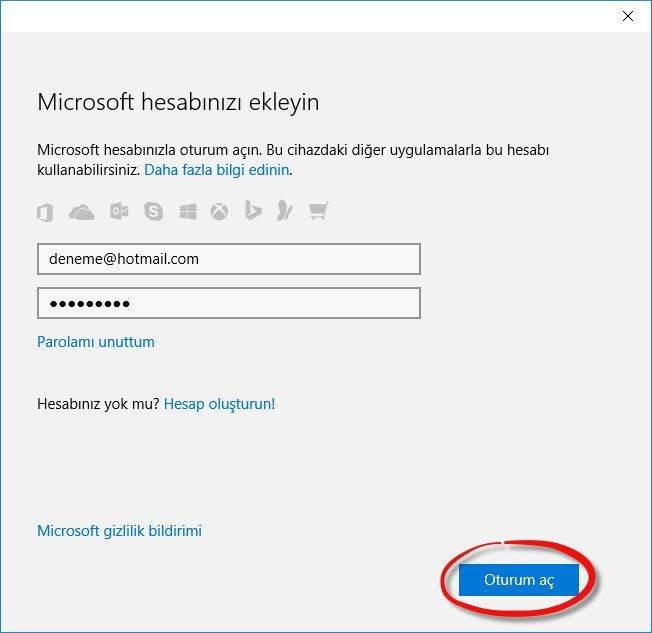 Windows 10 Mağazada Oturum Açma ve Uygulama Edinme6