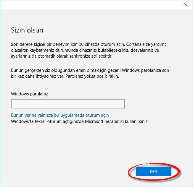 Windows 10 Mağazada Oturum Açma ve Uygulama Edinme7