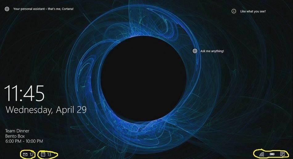 Windows 10'da Kilit Ekranı Nasıl Özelleştirilir-1-(www.TeknolojiDolabi.com)