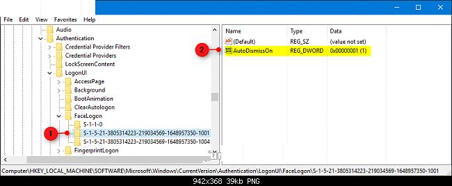 Windows 10'da Yüz Tanıma İle Otomatik Oturum Açma Nasıl Yapılır-4-(www.TeknolojiDolabi.com)