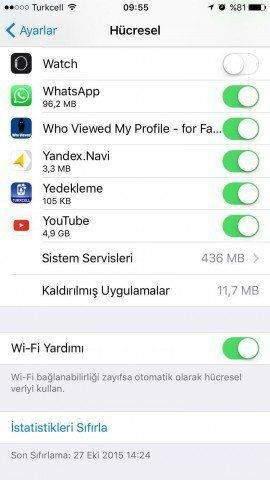 iPhone Telefonlardaki Wi-Fi Assist Özelliği Nasıl Kapatılır-3(www.TeknolojiDolabi.com)