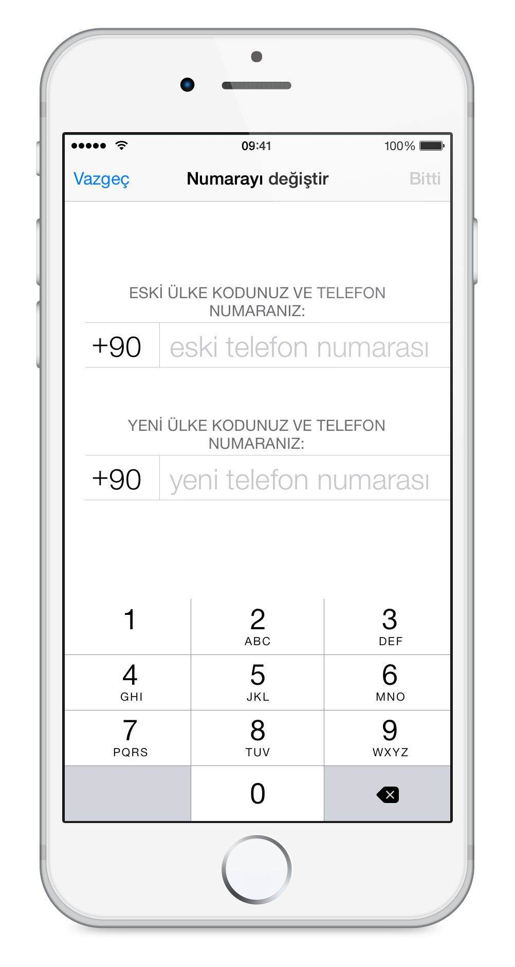 iPhone'umda WhatsApp Telefon Numaramı Nasıl Değiştirebilirim-2