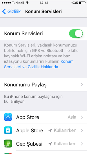 iphone-konum