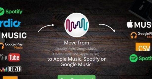 Spotify'daki Şarkı Listeleri Apple Music'e Nasıl Taşınır? 1