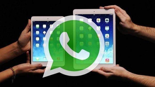 WhatsApp iPad'de Nasıl Kullanılır? 1