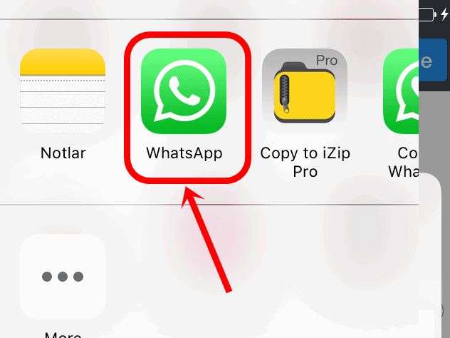 Whatsapp'tan Nasıl Müzik Gönderilir