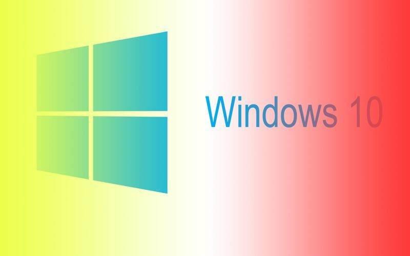 Windows 10 Masaüstü kısayolları nasıl oluşturulur