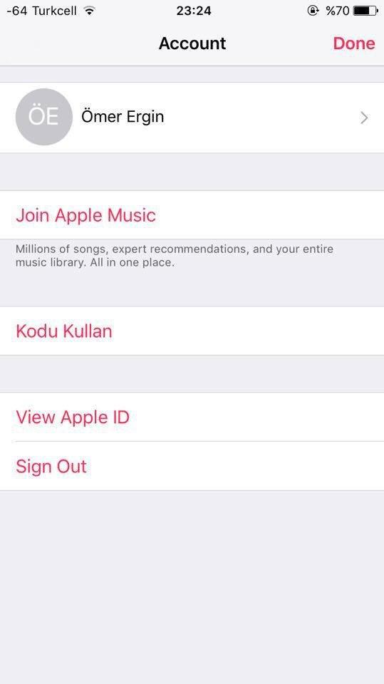 iOS Cihazınızda Apple Music'i Aktif Hale Getirme ve Kullanma-2(www.TeknolojiDolabi.com)